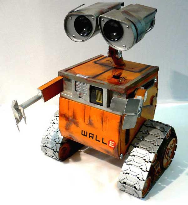 Смотреть как сделать робот